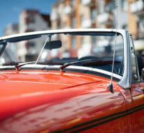 Comment nettoyer votre ancienne voiture ?