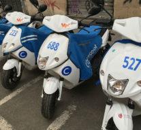 Quels sont les aspects négatifs d'un scooter électrique ?